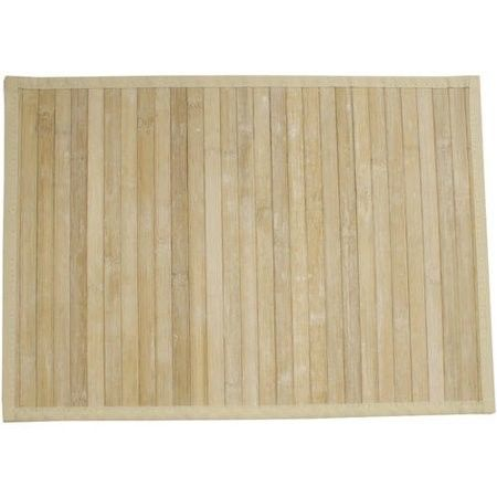 Durable Bamboo Schach Mat , Environmental Friendly Woven Bamboo Mat